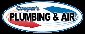 Cooper's Plumbing & Air logo