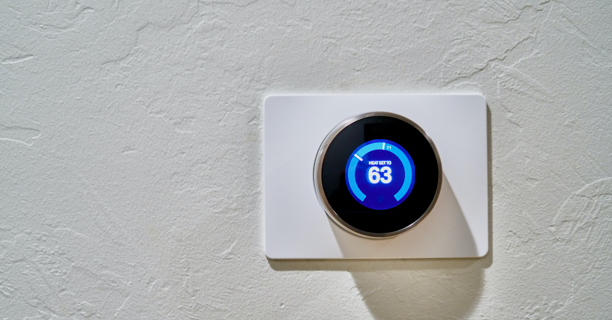 Air Conditioning Nest Thermostat